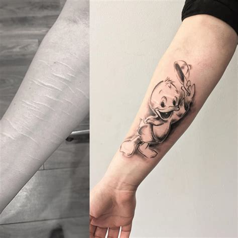 tattoo cover up self harm scars irish tattoo artist changing lives by covering up self