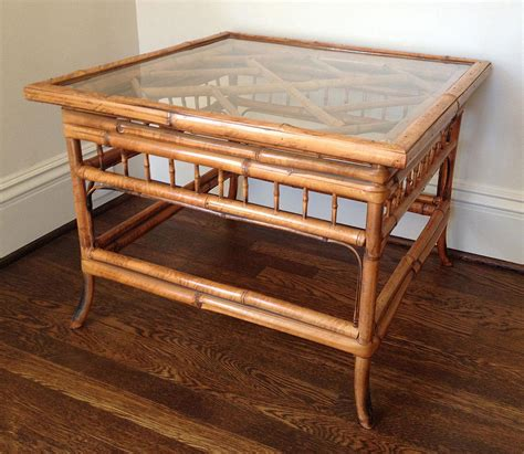 Bamboo Table L Design Bamboo Glass Coffee Table Coffee Table Design Ideas