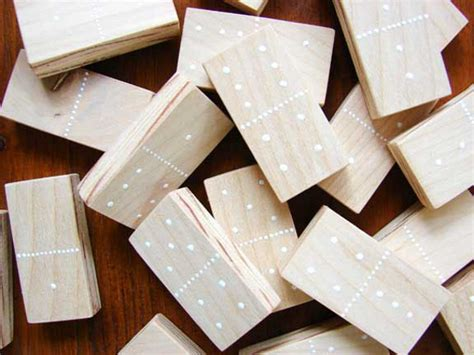 Handmade Dominos - diy s day gifts landeelu
