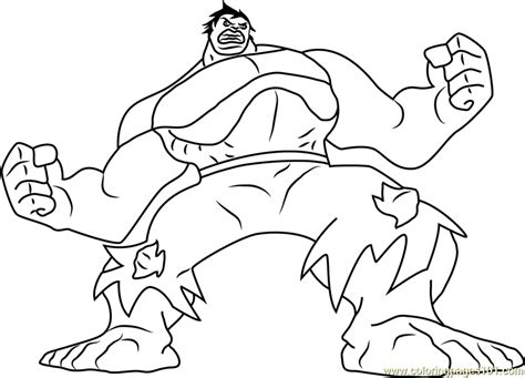 green hulk coloring page hulk green monster coloring page free hulk coloring