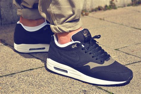 Nike Air Max One Black nike air max 1 quot black smoke quot hypebeast