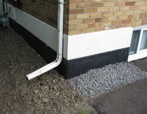 the most effective basement wall waterproofing method is