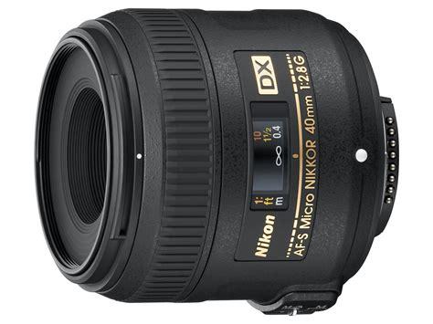 nikon lens nikon af s dx micro nikkor 40mm f 2 8 lens review