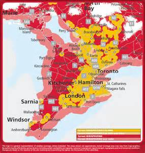 rogers canada coverage map rogers wireless