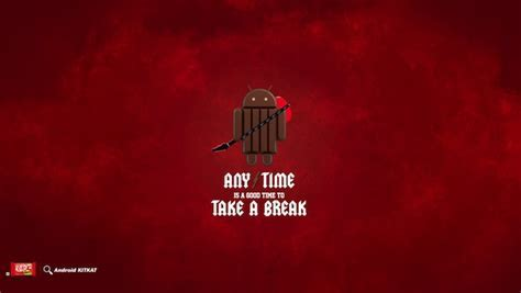 Android 4.4 Kitkat Wallpapers for Desktop
