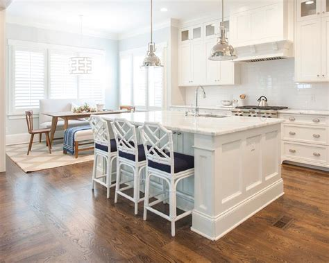 bar height kitchen island with seating
