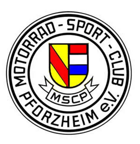 Motorrad Sport Club Pforzheim by Logo
