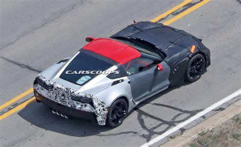 corvette c7 2018 2018 chevrolet corvette zr1 spied might be last c7 model
