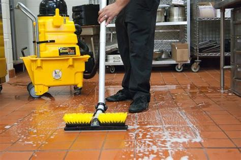 Commercial Kitchen Floor Cleaning Are You Doing It Right Kitchen Floor Cleaner