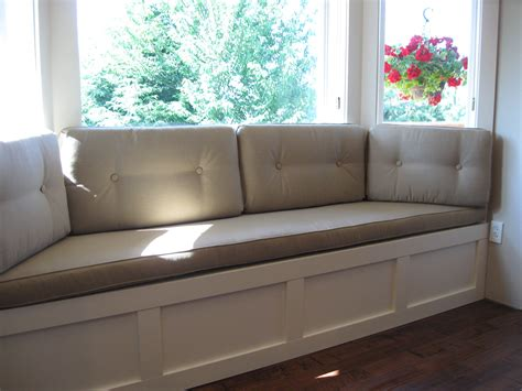 cushions for window bench bay window seat spotlats