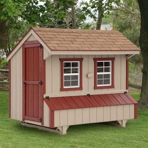 Handcrafted Chicken Coops - 73 best images about amish chicken coops on a