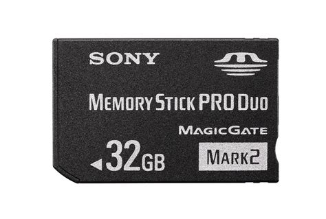 Memory Stick Pro Duo Does The Psp 3000 Accept 32gb Pro Duo 2 Cards