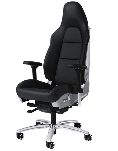 fauteuil de bureau but fauteuil de bureau porsche en cuir
