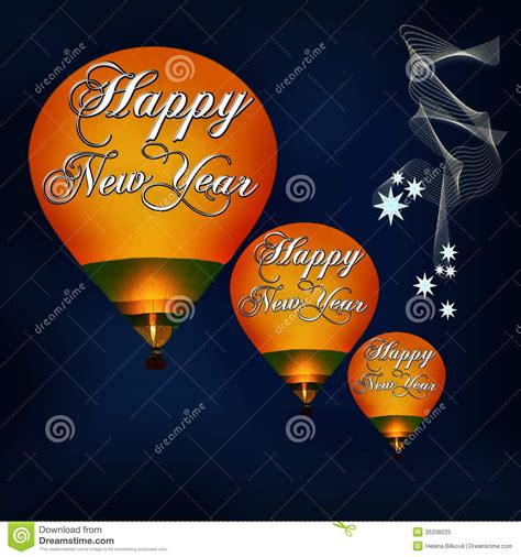 happy  year  stock image image  balloons golden