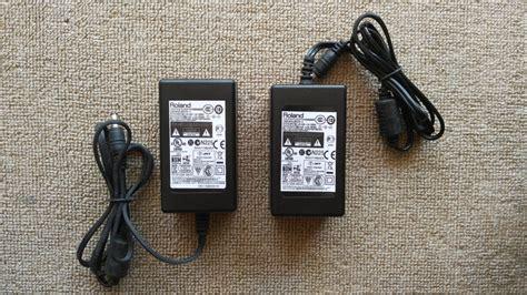 jual adaptor power supply keyboard roland   va  bk  exr