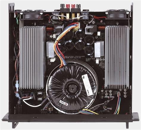 peavey cs 4080hz power lifier