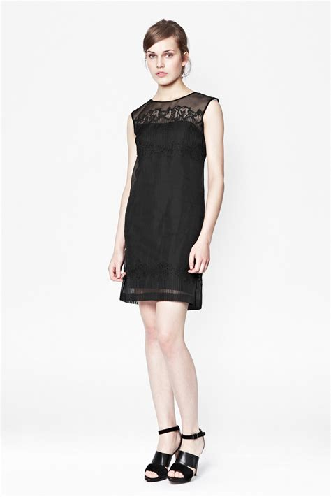 Is This Connection Shift The Dress Of The Season by Russo Lace Shift Dress Dresses Connection