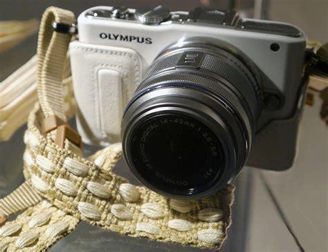 Kamera Mirrorless Olympus Pen Lite E Pl3 olympus pen lite e pl3 on preview
