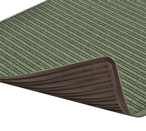 Entrance Mats by Barrier Rib Scraper Entrance Mat Rubber Backing