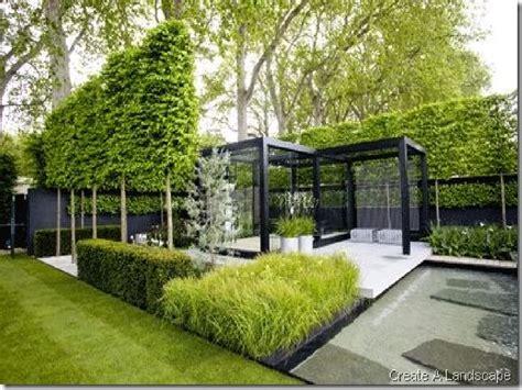 modern home garden minimalist design ideas garden
