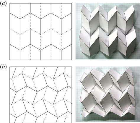 Origami Structures - proceedings of the royal society of a