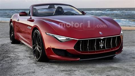2019 Maserati Alfieri Cabrio 2019 maserati alfieri cabrio render has our approval