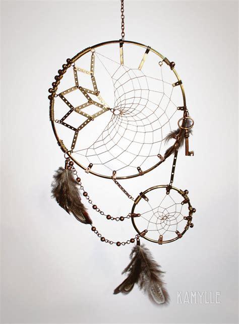 steampunk dreamcatcher by kamylle on deviantart