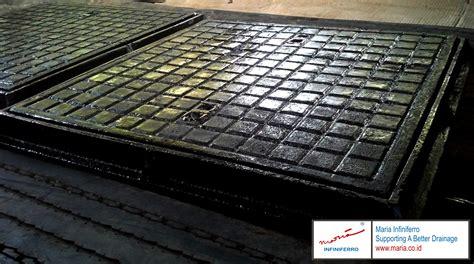 Fly Grating Grill Deck Drain Tutup Saluran 1 manhole cover rumah tinggal infiniferro