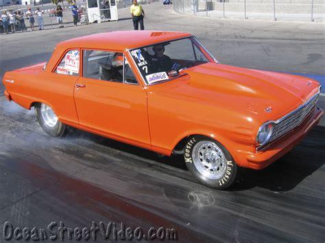 Chevy El Camino Drag Racer Pictures