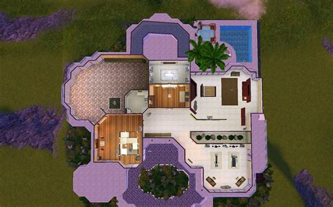 tony stark house floor plan mod the sims iron man tony stark s home