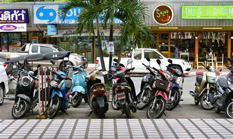 Easy Rental Motorradvermietung by Adventuring In Thailand Easy Motorbike Tours From Chiang
