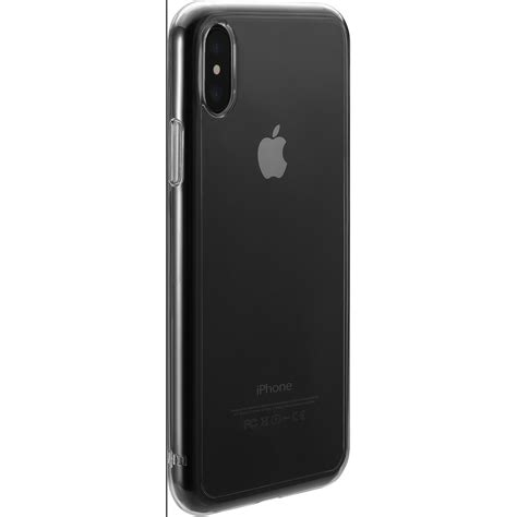 b iphone just mobile tenc for iphone x matte black pc 288mb b h