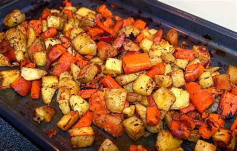 how to roast root vegetables in oven roasted vegetables recipe dishmaps