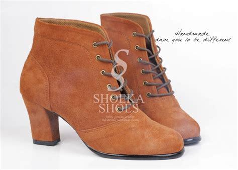 Sepatu Boots Wedges Wanita Terbaru model high heels wanita terbaru 2015