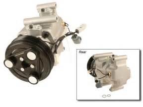2008 mazda 3 new with clutch a c compressor l4 2 0 l4 2