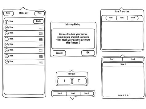 keynote prototyping templates free keynote powerpoint ui mockup templates for iphone