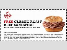 Arby's Coupons | Coupon Codes Blog Arby S Coupons