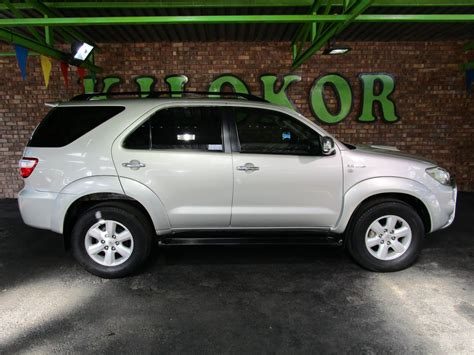 Toyota Motors For Sale 2010 Toyota Fortuner R 259 990 For Sale Kilokor Motors