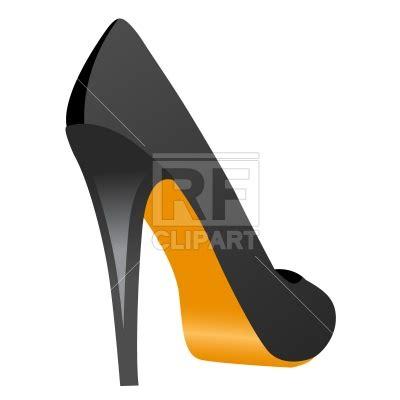 high heels shoes vector image 600 rfclipart