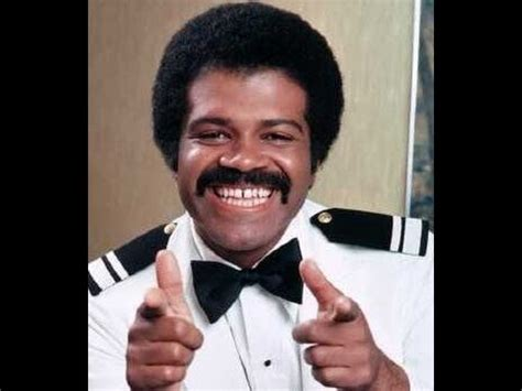 isaac from love boat gif ted lange quot the bartender quot from the love boat downtown