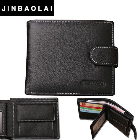 fashion wallets brand genuine leather wallet