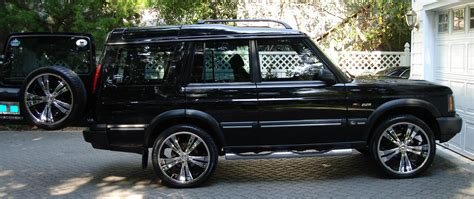 custom land rover discovery eccwkingofbling 2004 land rover discovery specs photos