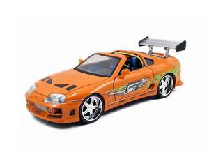 Cars Models 1 18 Toyota Supra Diecast Model Car Ja97505