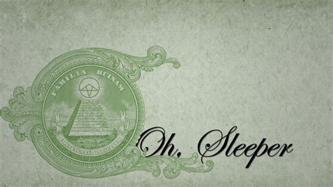 Awake Awake Oh Sleeper by Oh Sleeper Seal By No121else On Deviantart