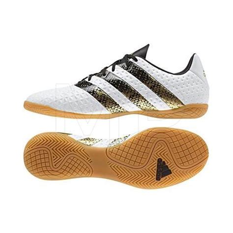 Adidas Ace 164 Ic shoes adidas ace 164 in golden white black price 94 00