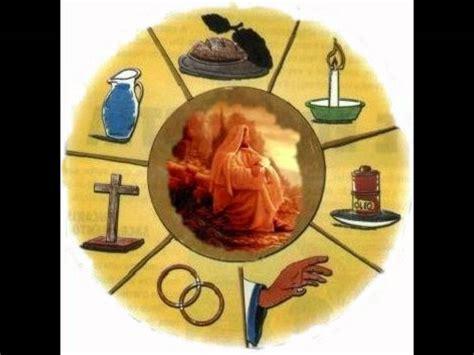 dibujos de los 7 sacramentos 7 sacramentos youtube