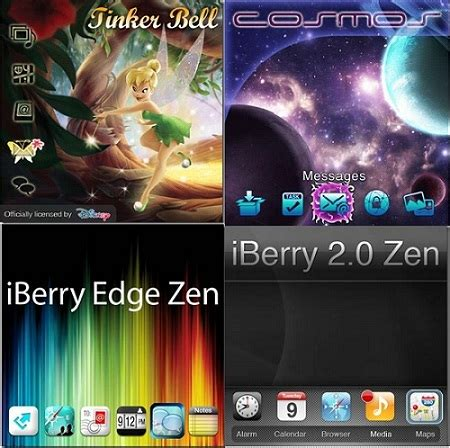 themes blackberry os 7 1 four blackberry bold 9900 9930 themes released by magmic