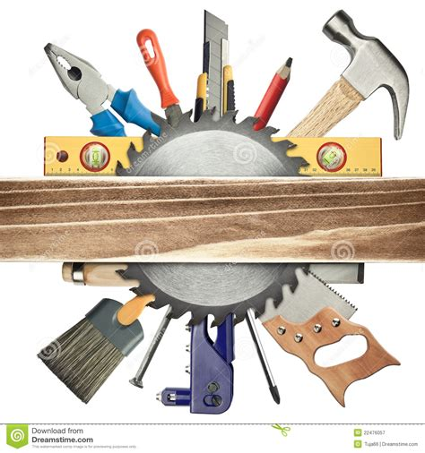 carpentry background stock illustration image of concept