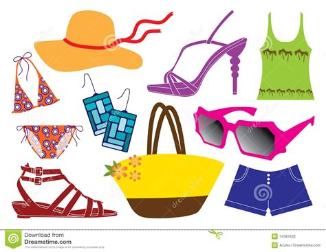 summer clothes clothes for weather clipart clipartsgram