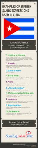 list of slang expressions used in cuba 10 common